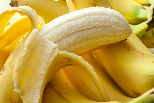Fruit Stills: Banana stock photo
