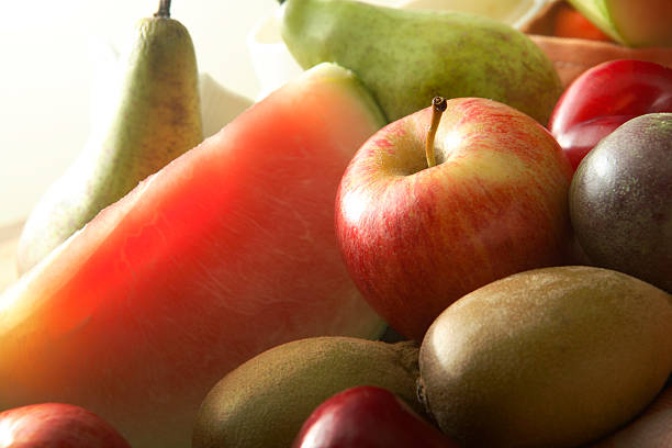 obst fotos: - melonenbirne stock-fotos und bilder