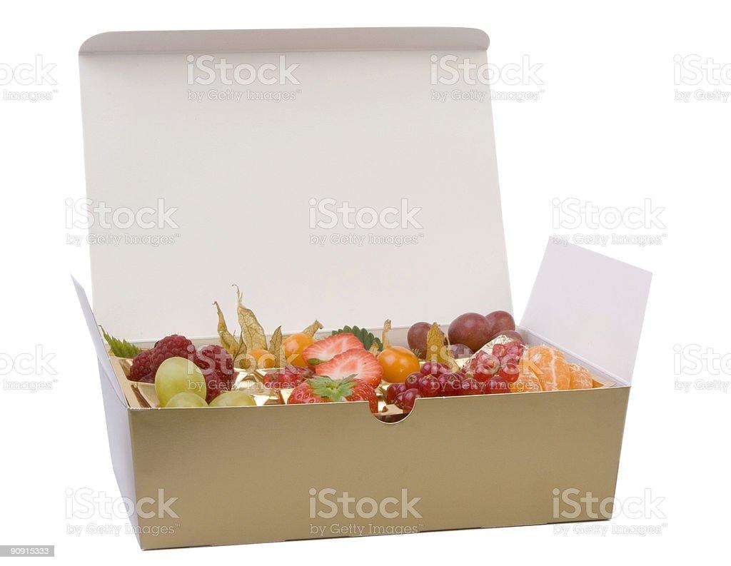 Fruit surprise royalty-free stock photo