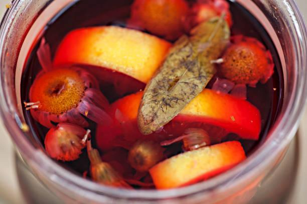 Obst-Kuchen – Foto