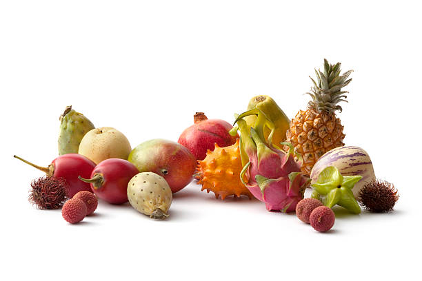 Fruits frais: Collection Tropical - Photo