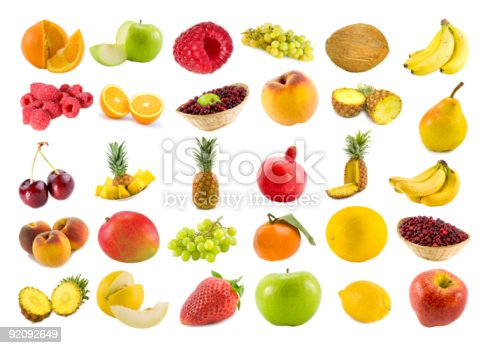 istock fruits and berries 92092649