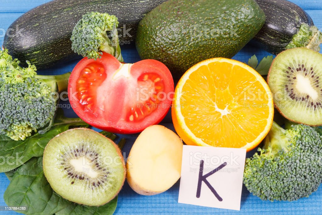 Que frutas contienen vitamina k2