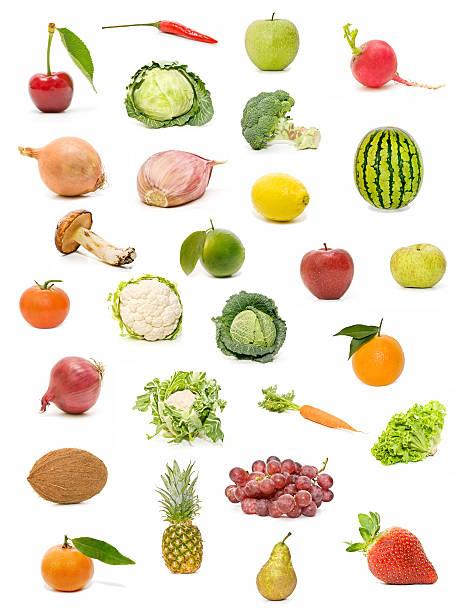 과일 및 야채 스톡 사진