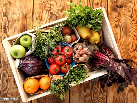 istock Fruits And Vegetables 538262965