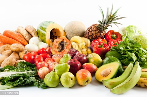 istock Fruits and vegetables 917953724
