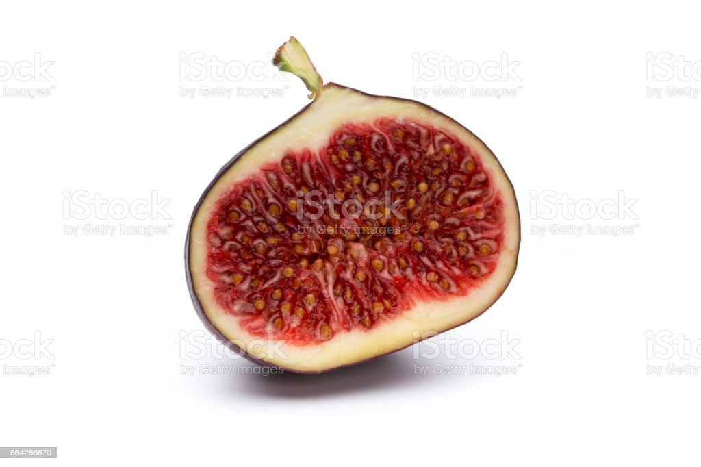 Fruits figs isolated on white background. royalty-free stock photo