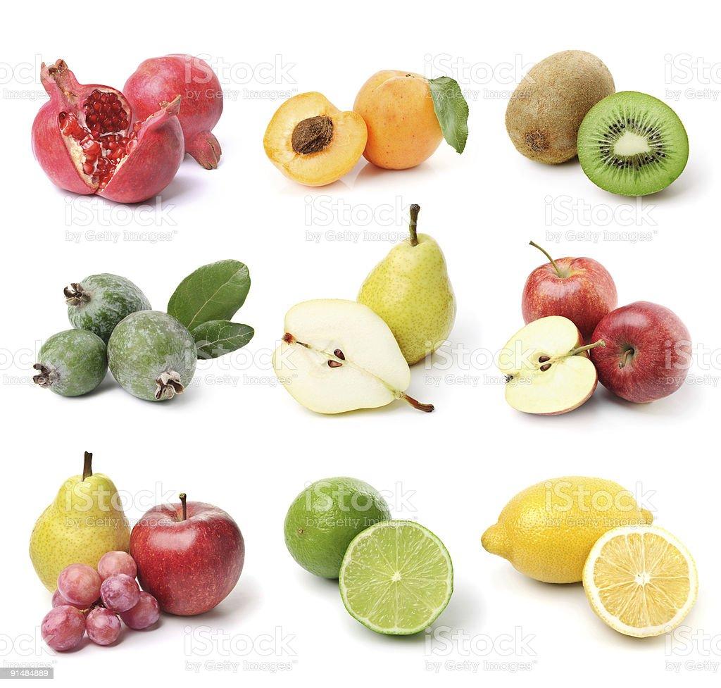 Fruits royalty-free stock photo