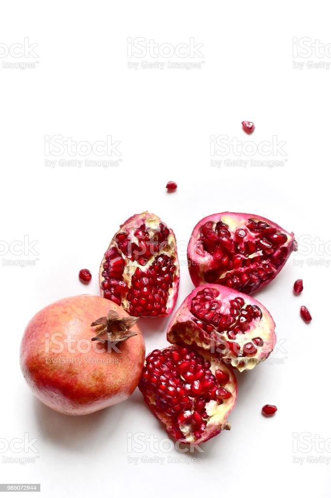 Fruits zbiór zdjęć royalty-free