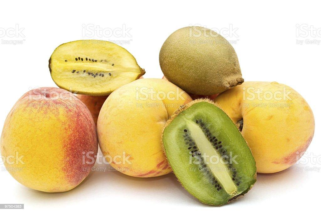 Fruits. royalty-free stock photo