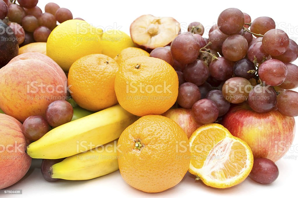Fruits. royalty-free stock photo