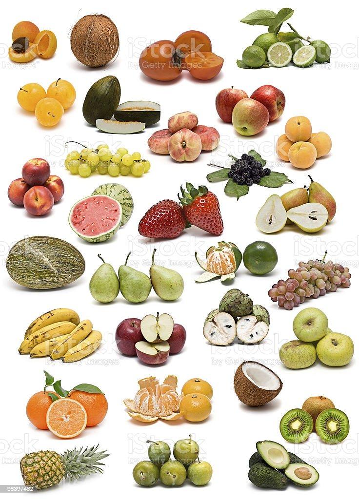 Frutta foto stock royalty-free