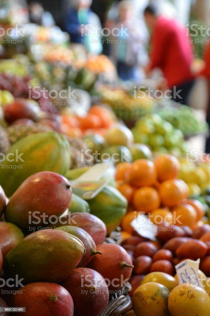 fruity marketplace near royalty-free stock photo