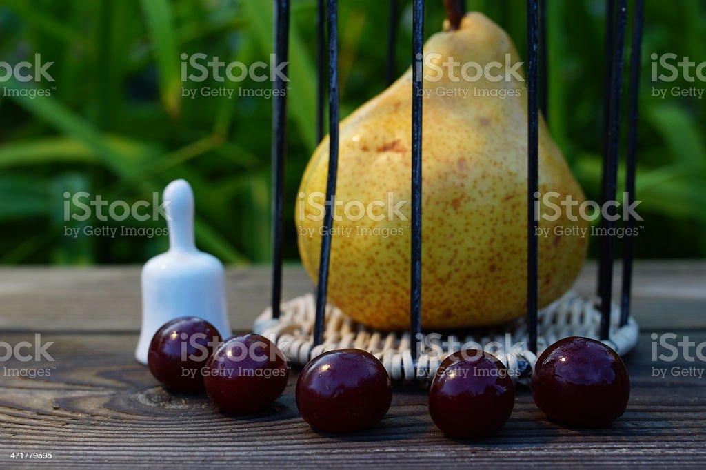 Fruity park royalty-free stock photo