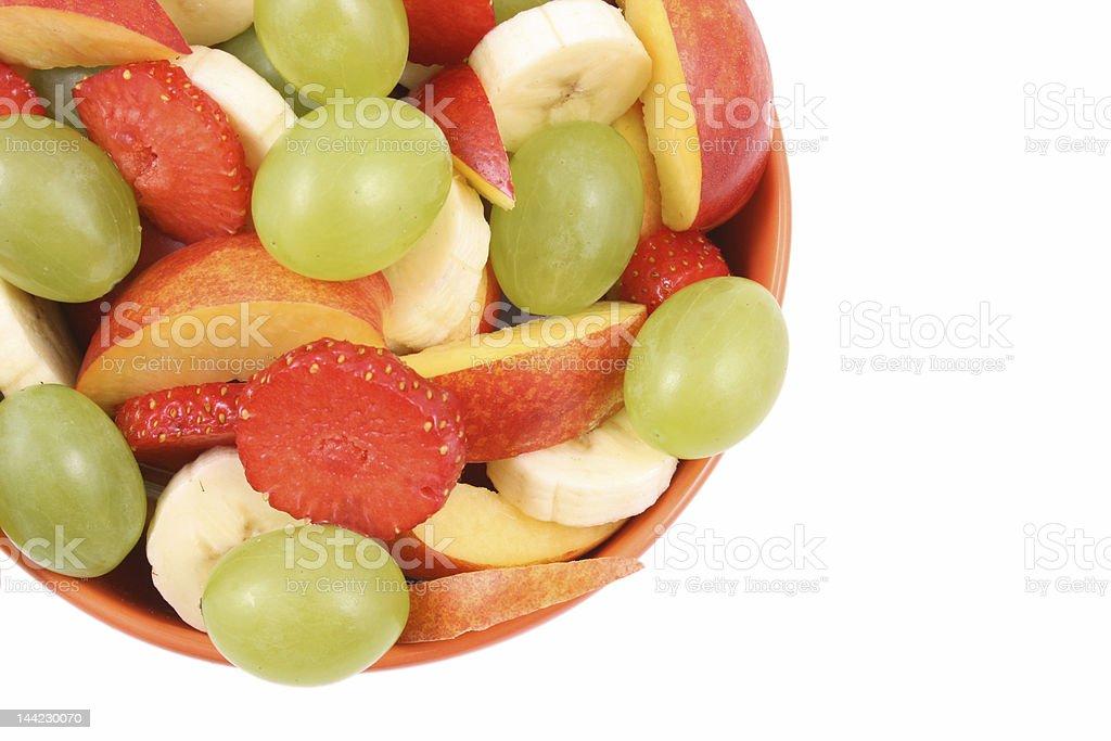 fruity salad royalty-free stock photo