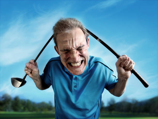 Top 60 Angry Golfer Stock Photos Pictures And Images Istock
