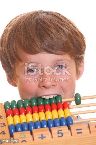 istock Frustration in school 510867253