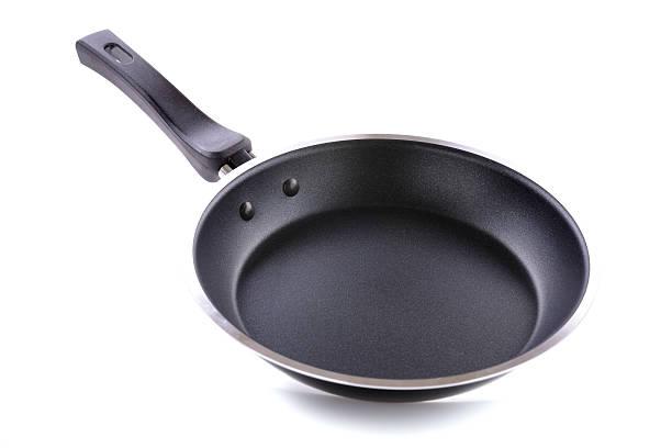 frying pan - bratpfanne stock-fotos und bilder