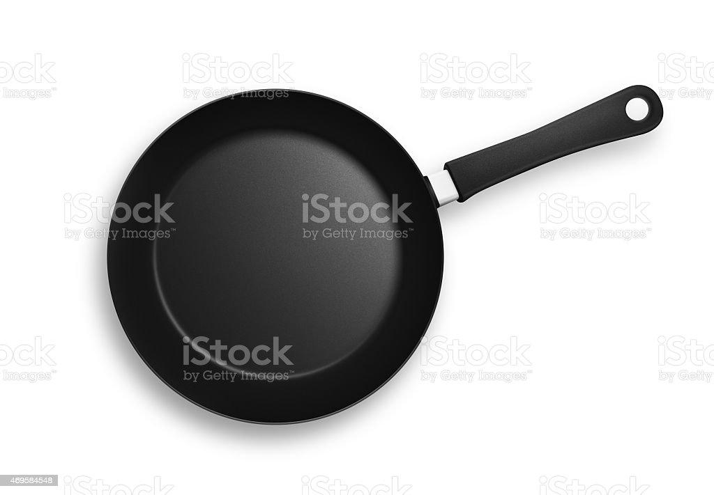 Frying Pan - Skillet stock photo