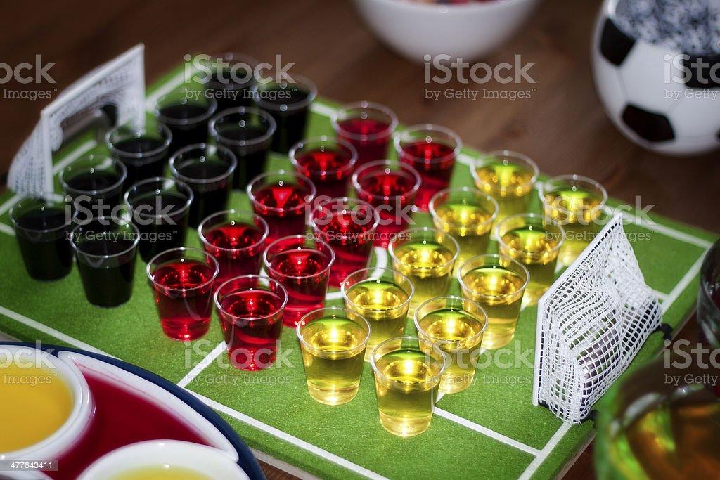 Fussball Party Deko Stock Photo Download Image Now Istock