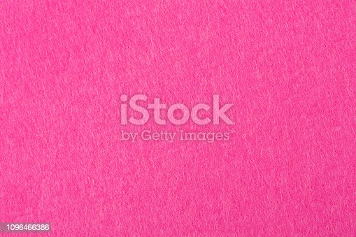 Fuchsia felt texture on macro. High quality felt in macro. High resolution photo.
