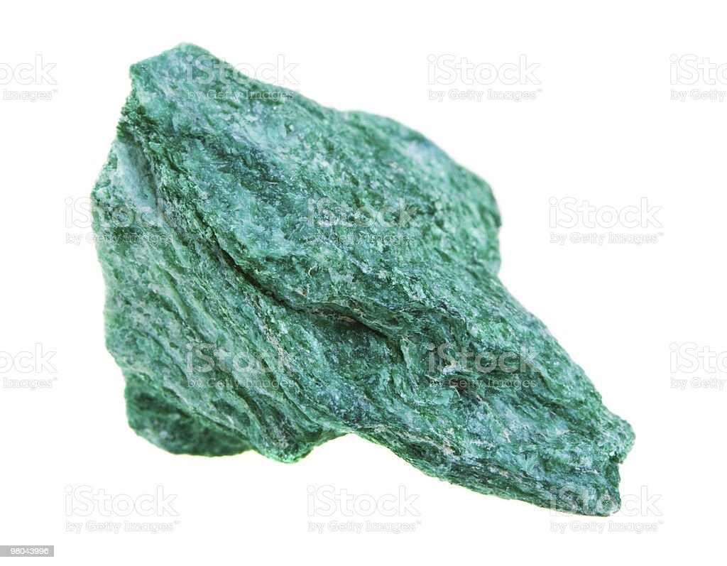 Fuchsite royalty-free stock photo
