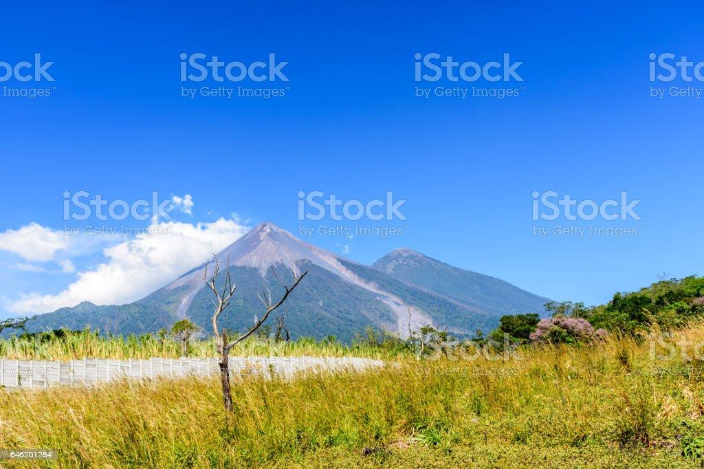 Volcans Fuego & Acatenango - Photo