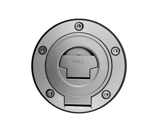 fuel-kappe - benzintank stock-fotos und bilder