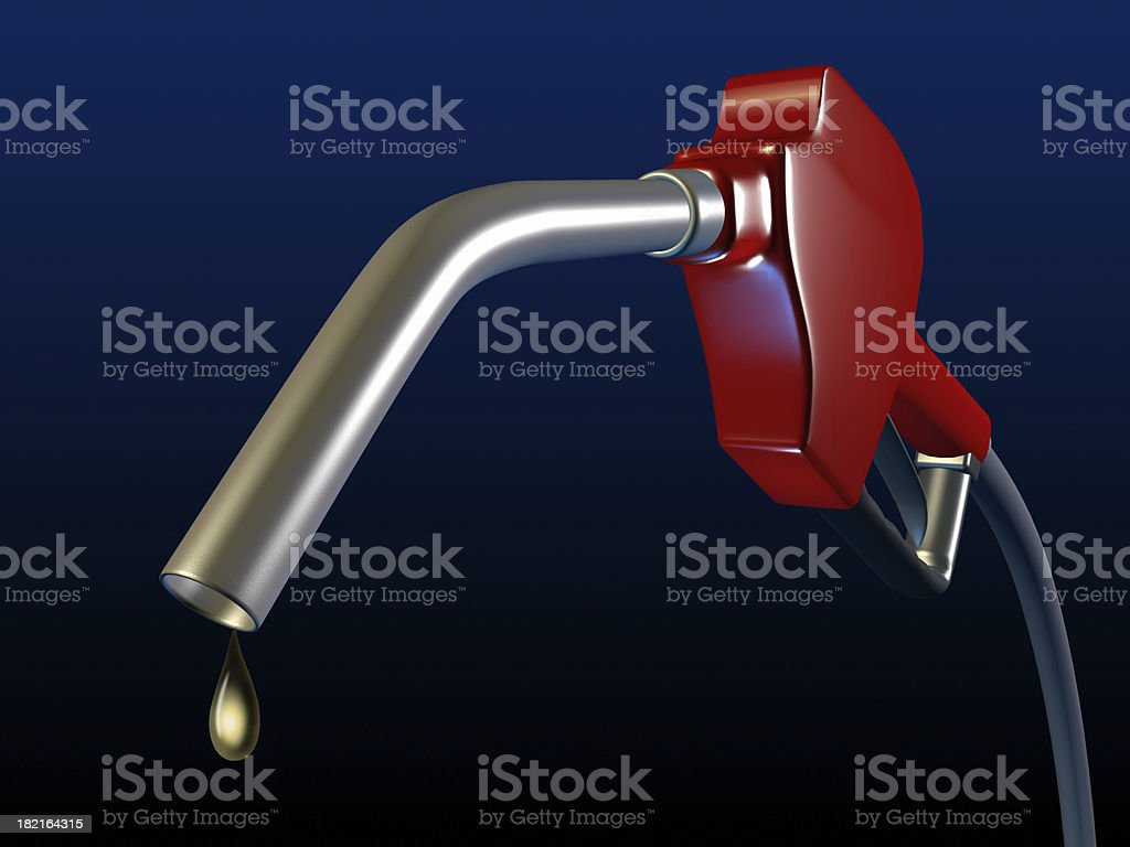 Fuel crisis royalty-free stock photo