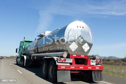 istock Fuel Frieght 890218674
