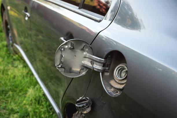 brennstoff. - benzintank stock-fotos und bilder