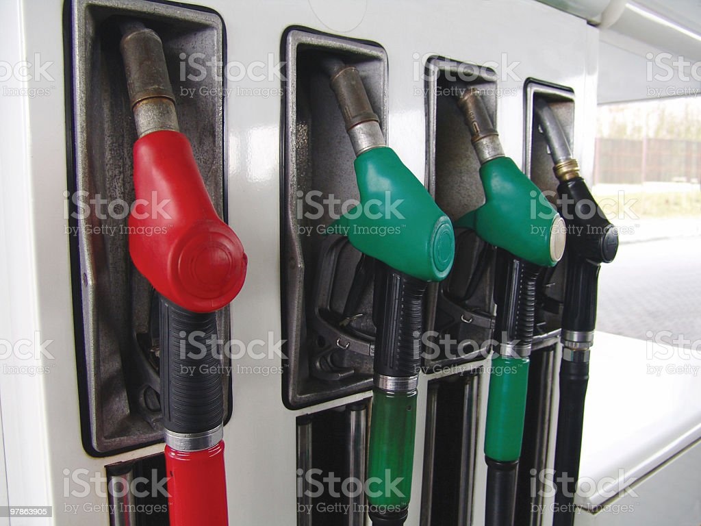 Fuel royalty-free stock photo