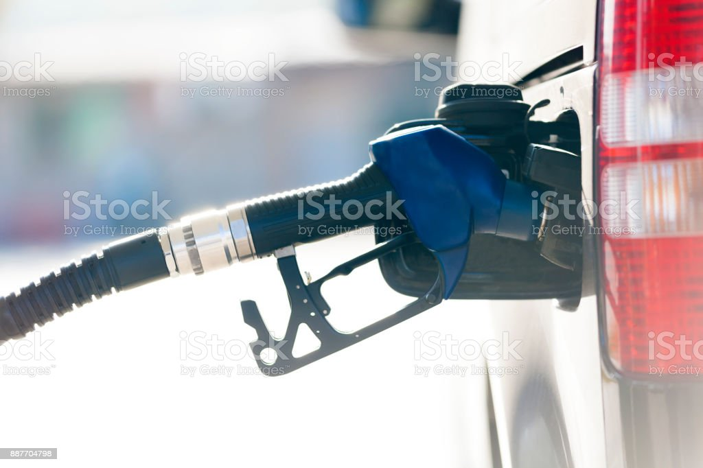 Bomba de Combustível - foto de acervo