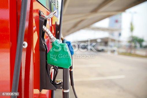 Fuel pump service.