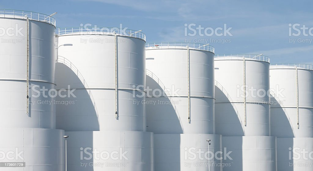 Fuel Vorratsbehälter – Foto