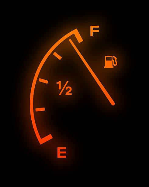 Fuel Up! stock photo