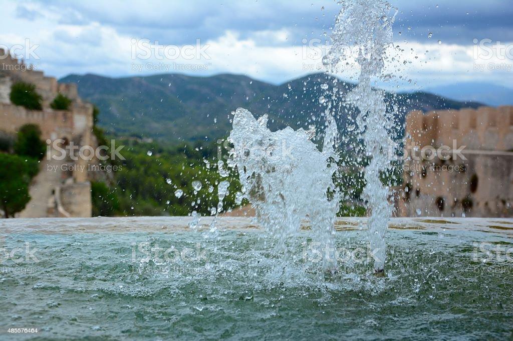 Fuente stock photo