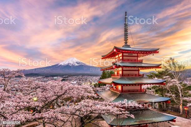 Fuji japan in spring picture id876560704?b=1&k=6&m=876560704&s=612x612&h=pj5jiy5cjjlqbey8u8inxi9g7qrqwd nx tvxbwtkyq=