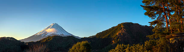 Fuji Mount 1 stock photo