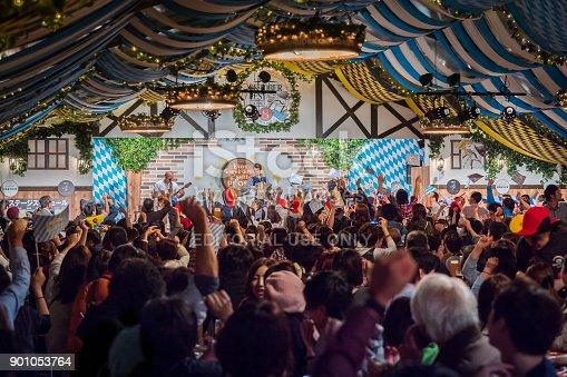 istock 2017 Fukuoka Oktoberfest 901053764