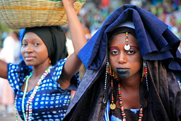 Fulani Frauen, Gambia – Foto