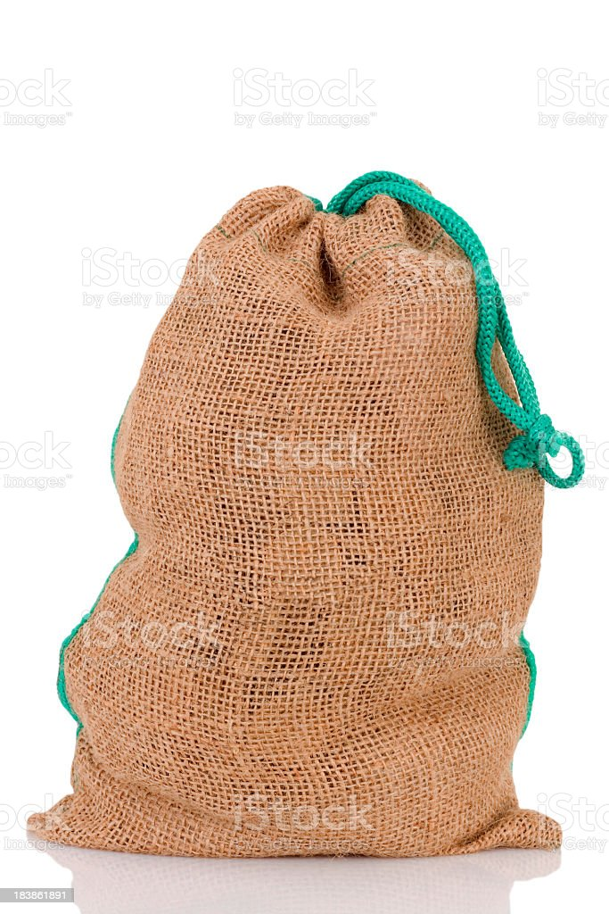 Full bag royalty-free stock photo