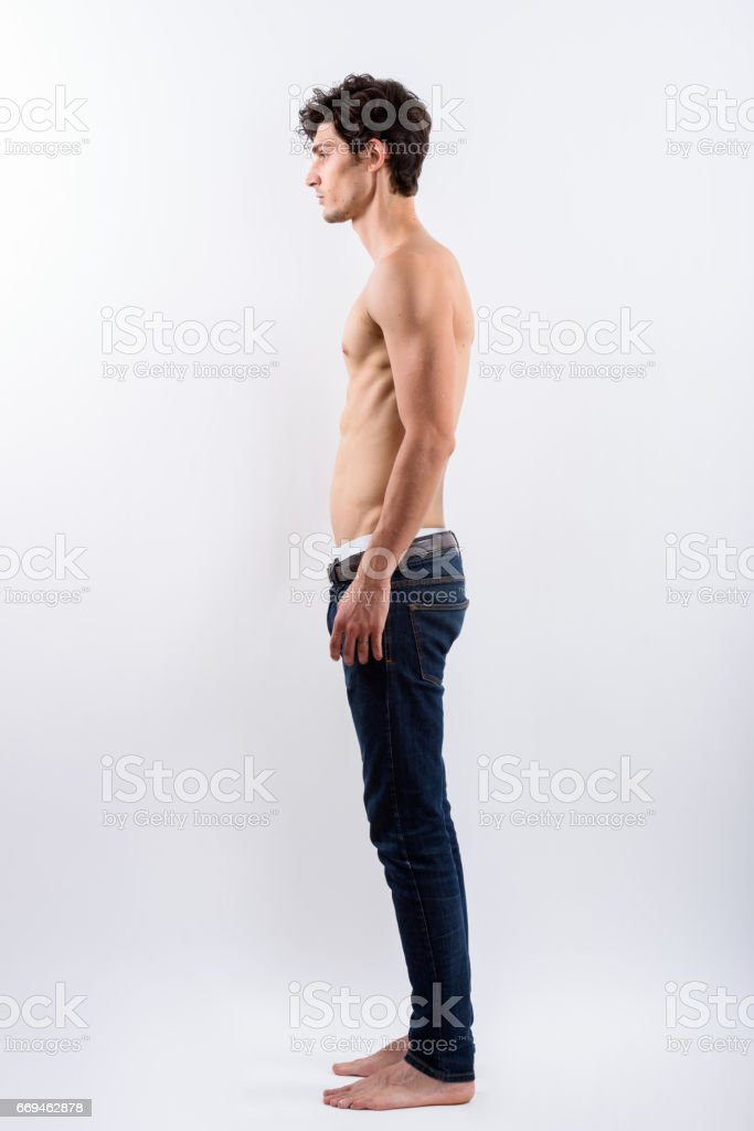 jahrigen jungen shirtless