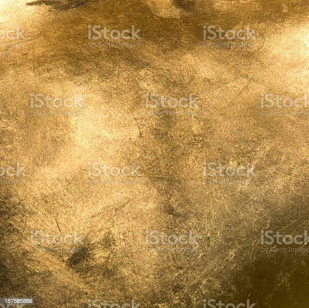 Photo of Full Frame Gold Close Up