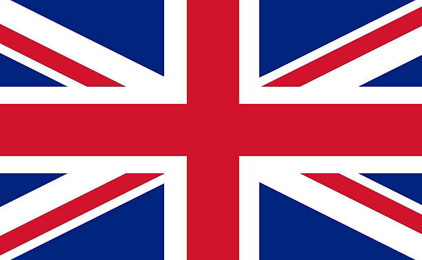 full frame image of england flag - england stock photos and pictures