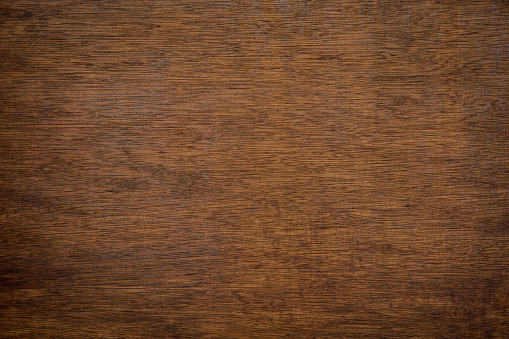 Full frame of brown wooden background texture