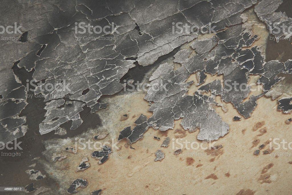 Fotografía de Encuadre Completo Descamación Papel Pergamino Textura ...