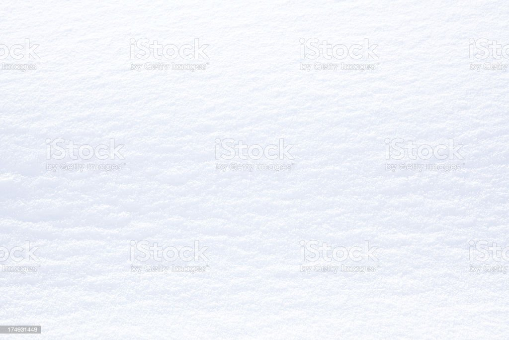 Full frame snow background royalty-free stock photo