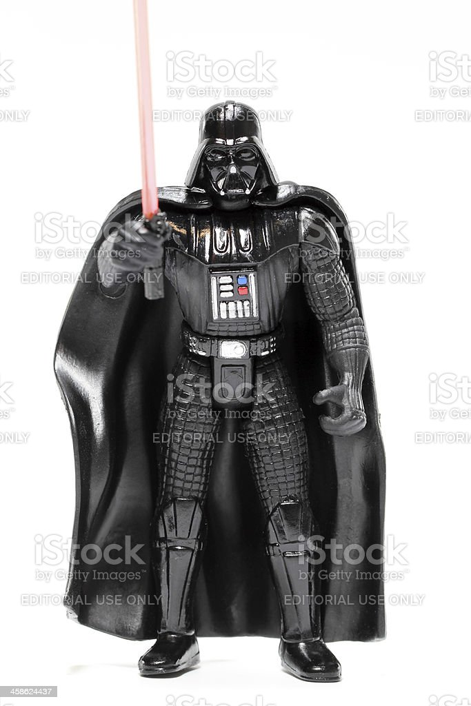 Full Frontal Vader stock photo