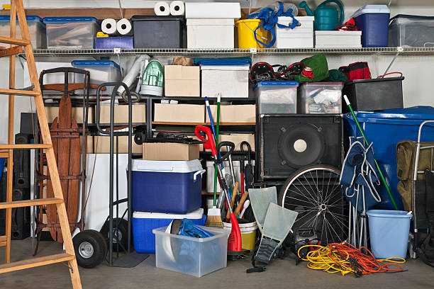 Full Garage  full stock pictures, royalty-free photos & images
